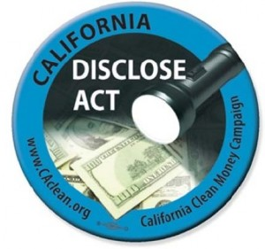 California Disclose Act