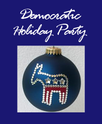 Democratic Holiday Party