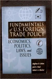 Joel Paul Trade Policy