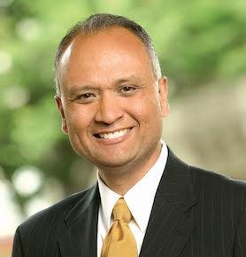 Dr. Ed Hernandez, O.D., candidate Lt. Governor