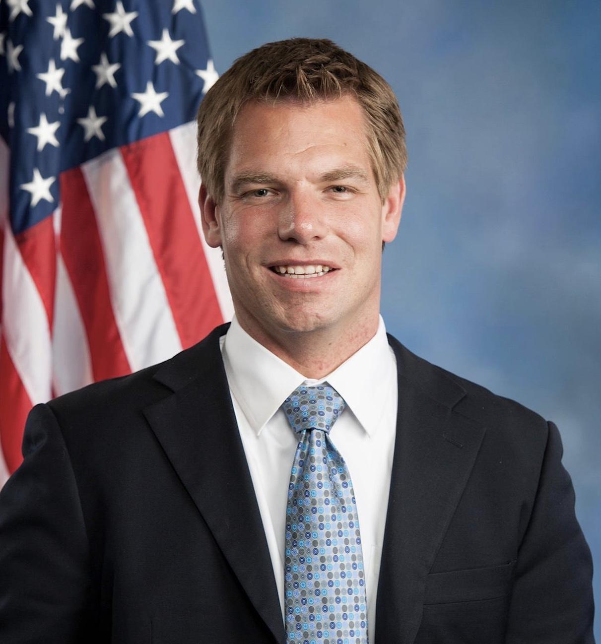 Congressman Eric Swalwell